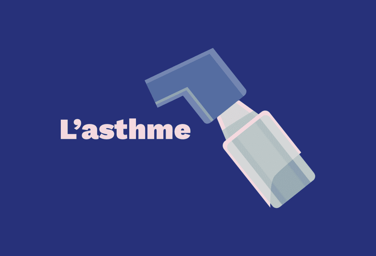 Asthme soins infirmiers